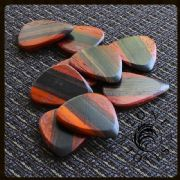 Zone Tones - Pack of 4 Guitar Picks | Timber Tones